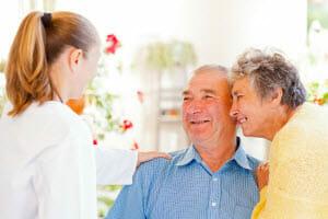nursing care in home