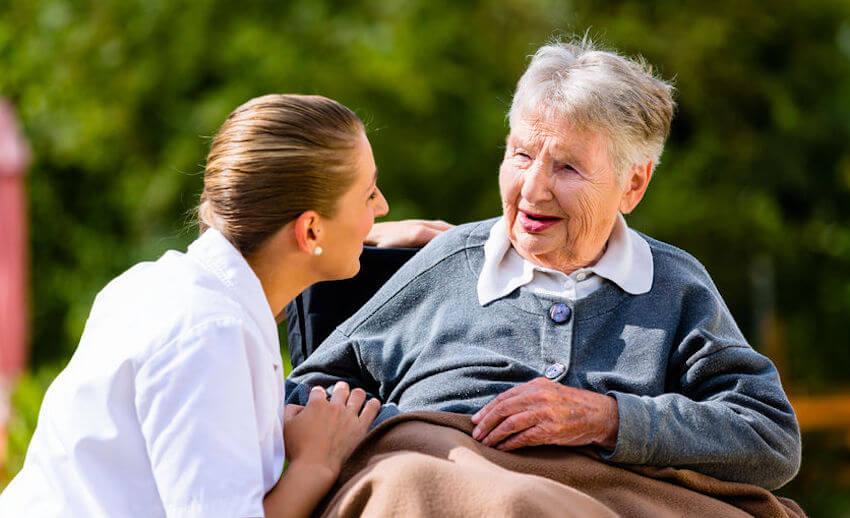 elderly residential care